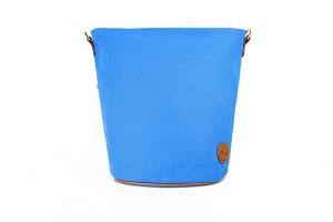 經典防潑水帆布大水桶包
