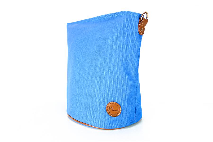 經典防潑水帆布大水桶包2